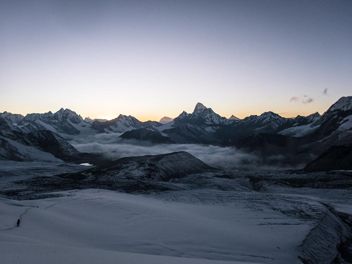 nepal mountains himalaya outdoors landscapes Nature
