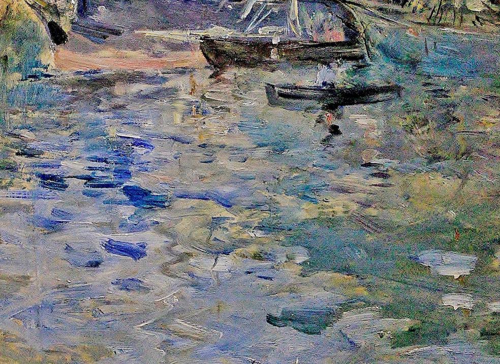 Paris Musée Marmottan Monet degas Monet pissarro Eugène Boudin corot