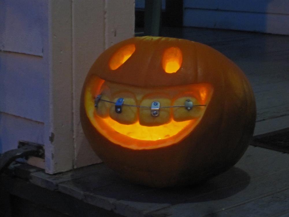 pumpkin knife helloween