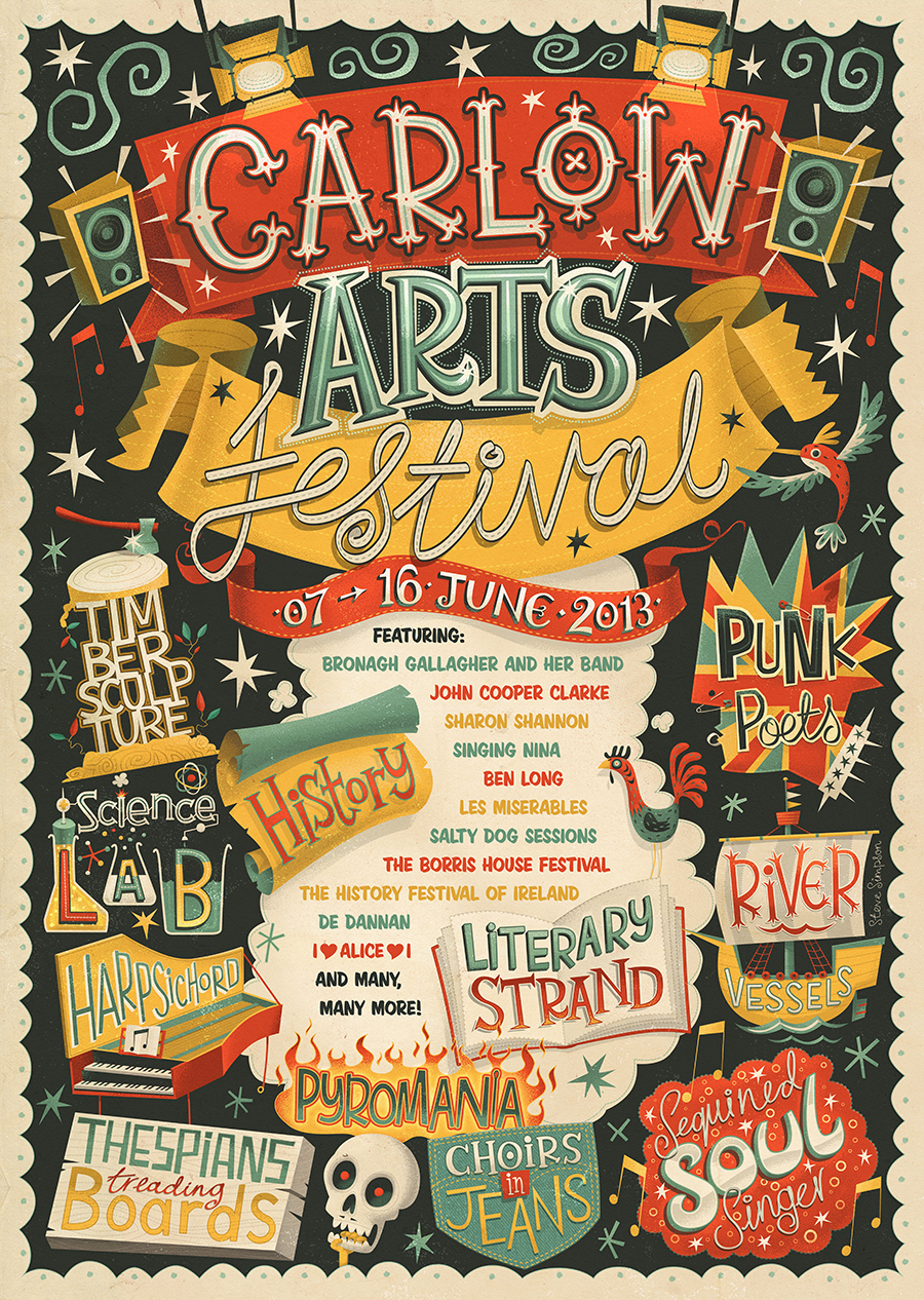 Arts And Craft Movement Poster