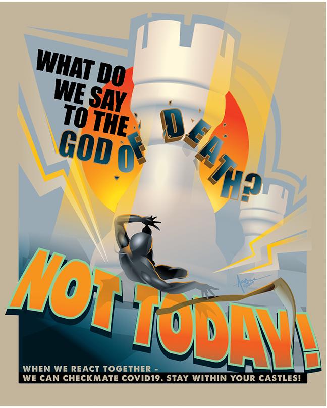 Image may contain: poster, screenshot and cartoon