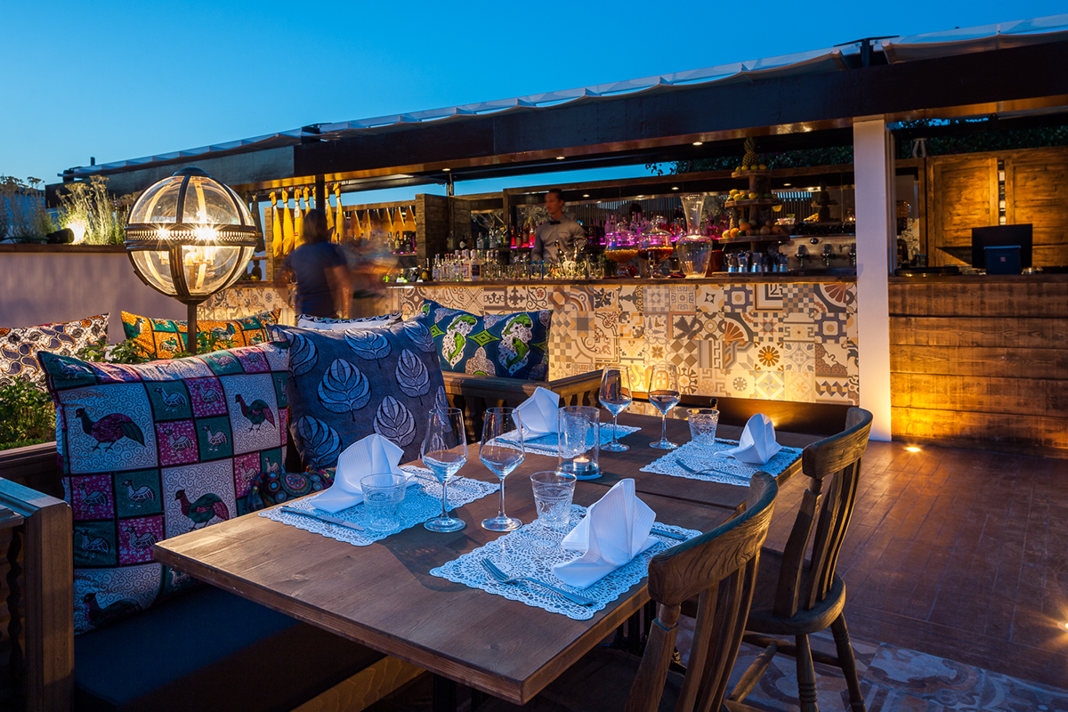 El carnicero ibiza on behance for Ibiza ristorante milano