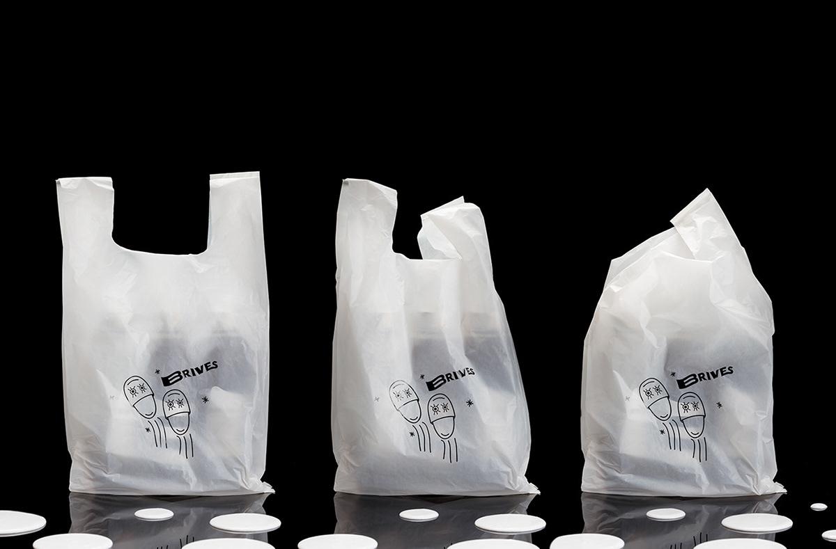 Netradiční tašky.