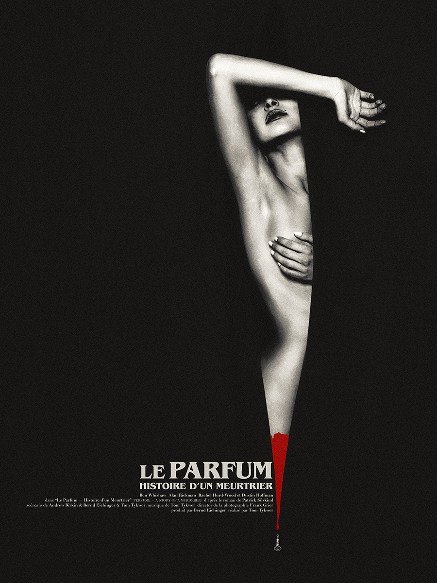Perfume The Story Of A Murderer On Behance