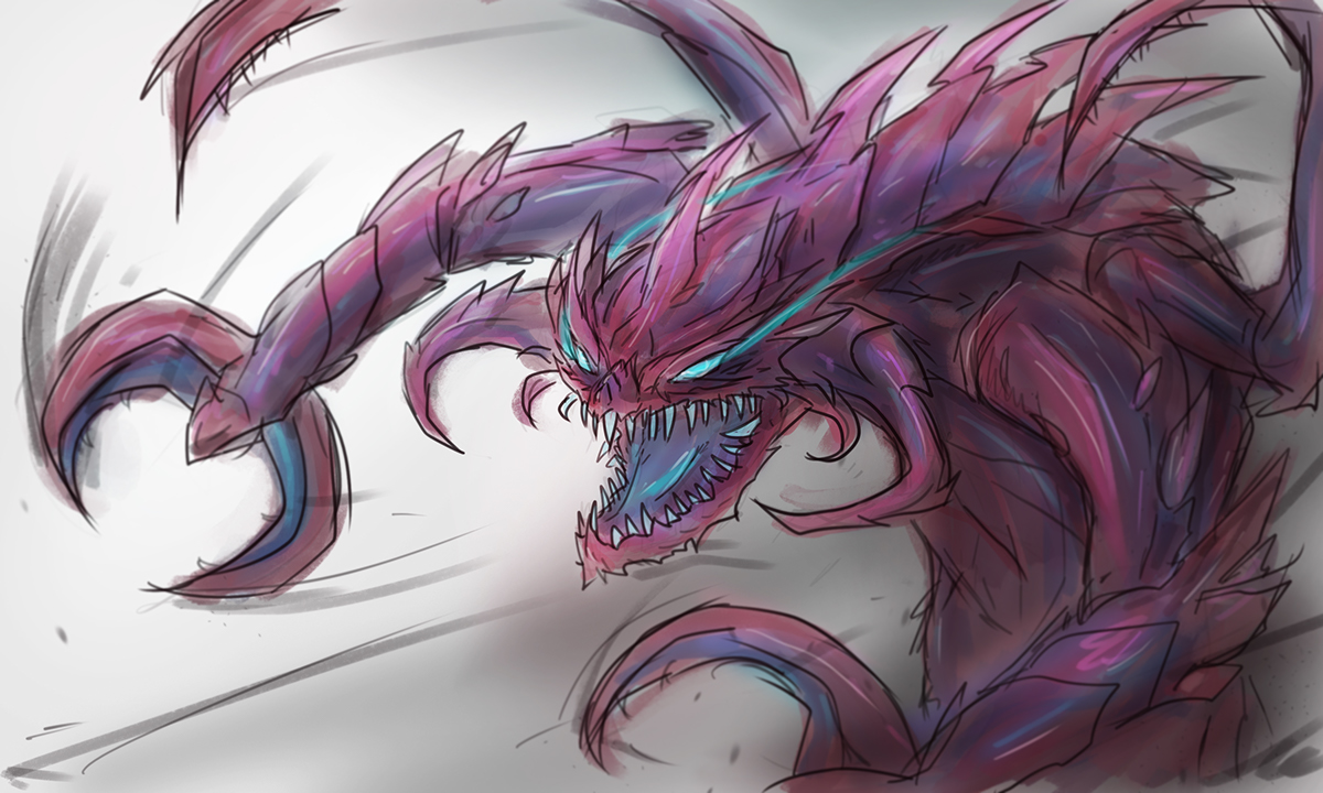 League Of Legends Void Champions Sketch Collection On Behance Sketch league is an online game where you have to guess/make people guess a given champion, item etc. void champions sketch collection on behance