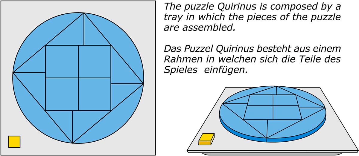 gianni sarcone impossible puzzle Paradoxical optical illusion game puzzle vanish puzzle area vanishing