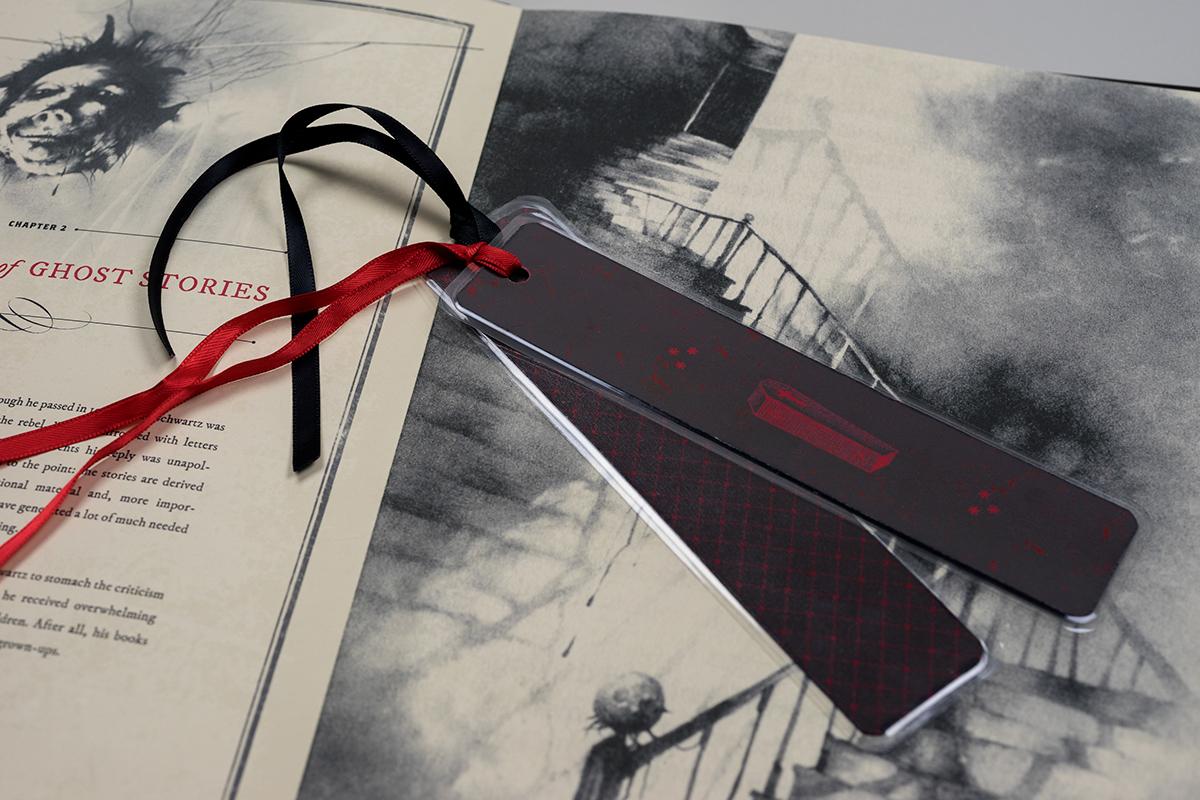 Adobe Portfolio stephen gammell alvin schwartz  Scary Stories book design publication publication design book making Victorian melissa cronk