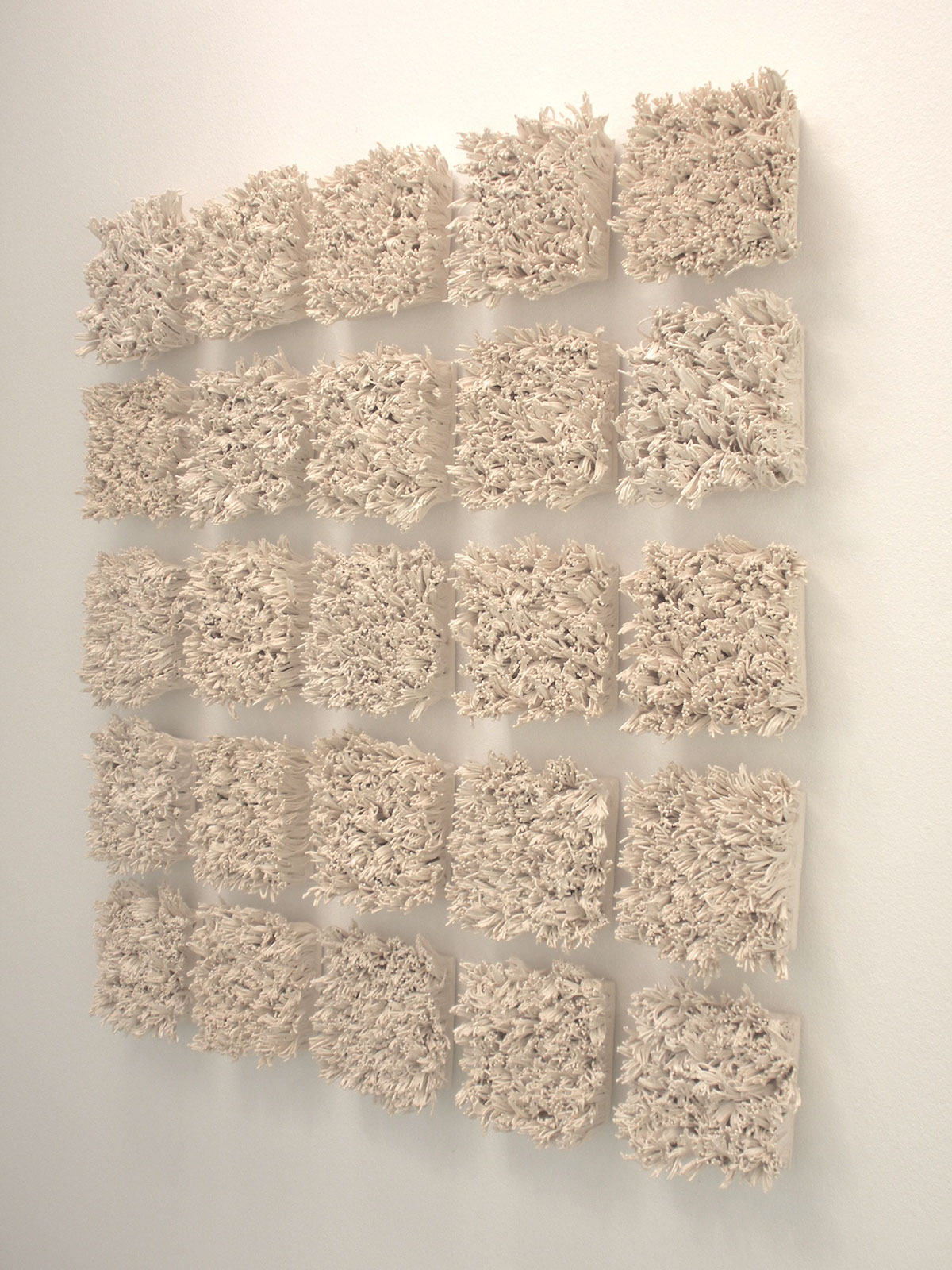 BLOOM, Ceramic Tile Wall Installation On Behance