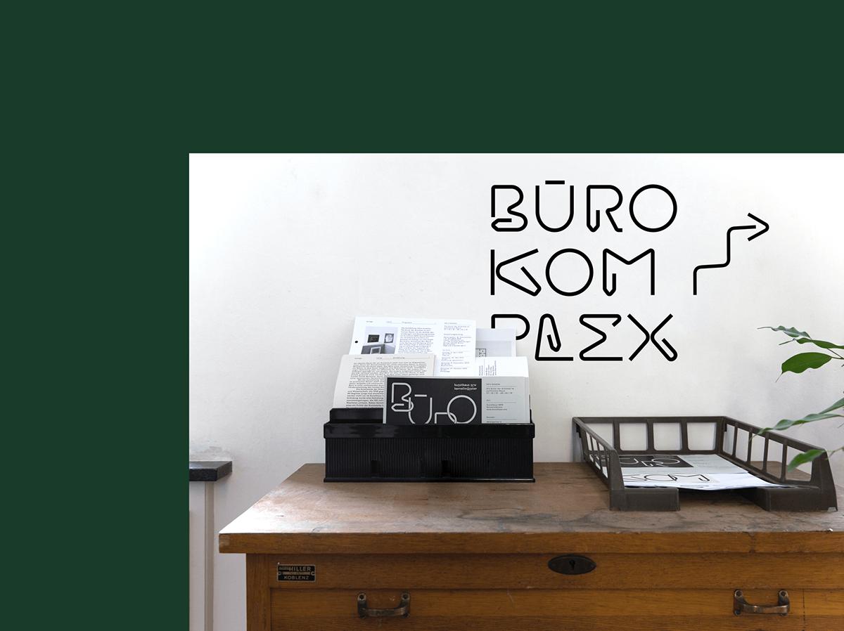 Exhibition Visuals Buro Komplex On Pantone Canvas Gallery