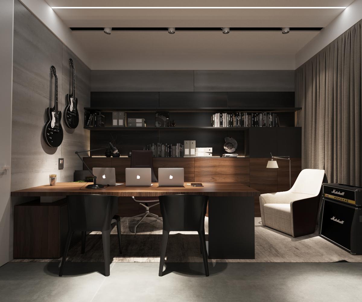Odessa Apartment 9j On Behance