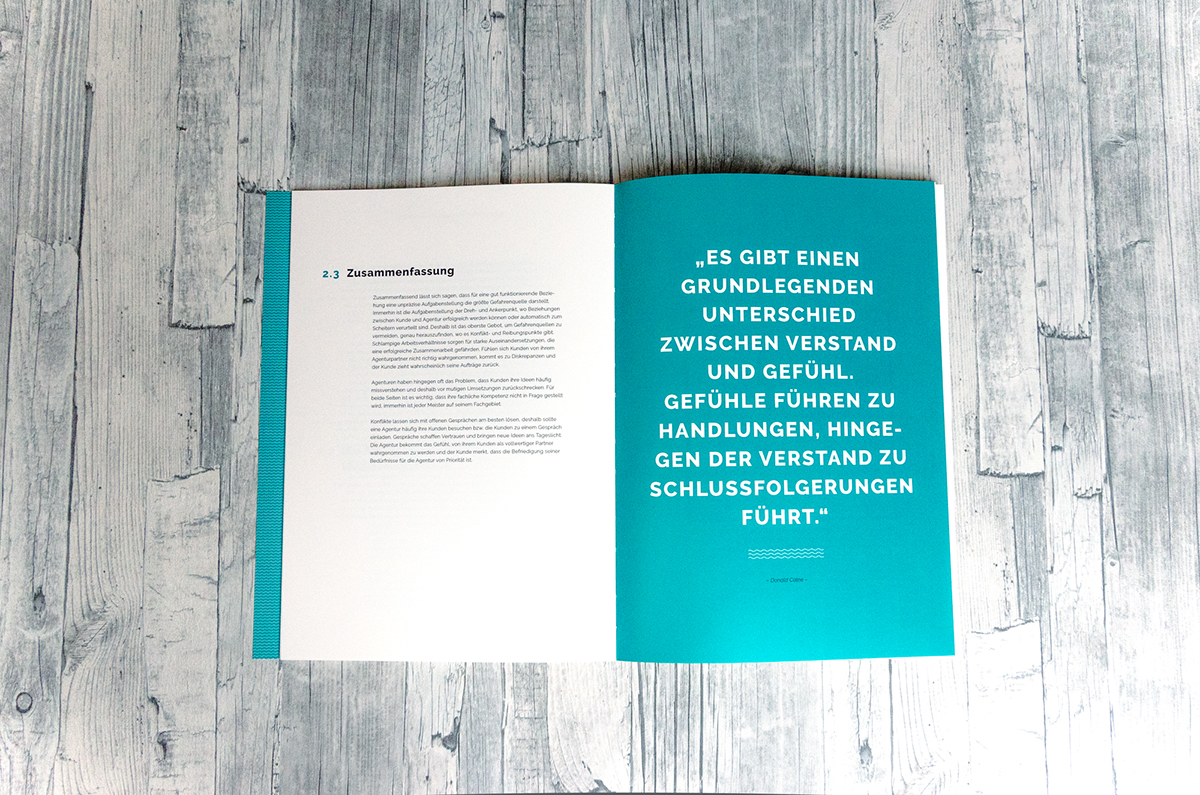 Master-Thesis – Briefing Kit zum Thema Kampagne on Behance