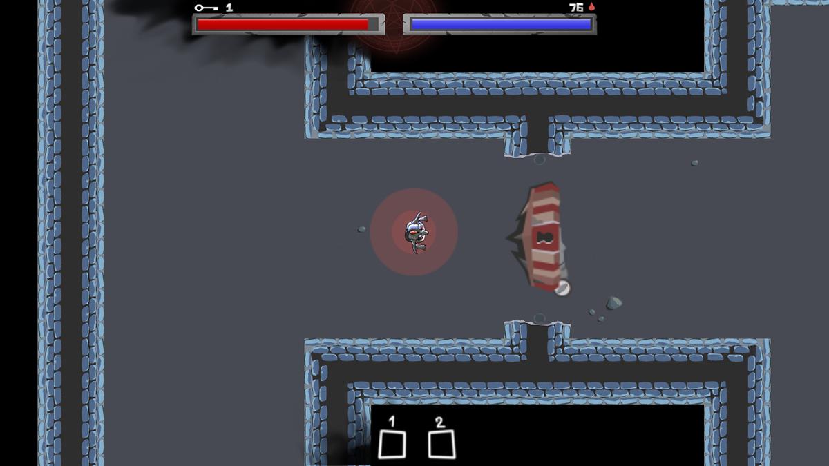 goblin Global game jam rituel hack'n slash video