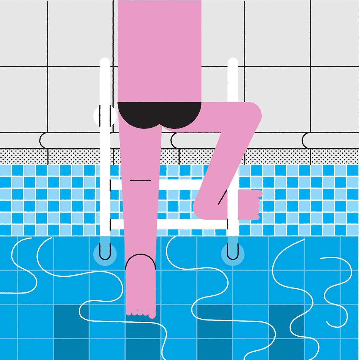 Swimming Pool Tiles on Behance