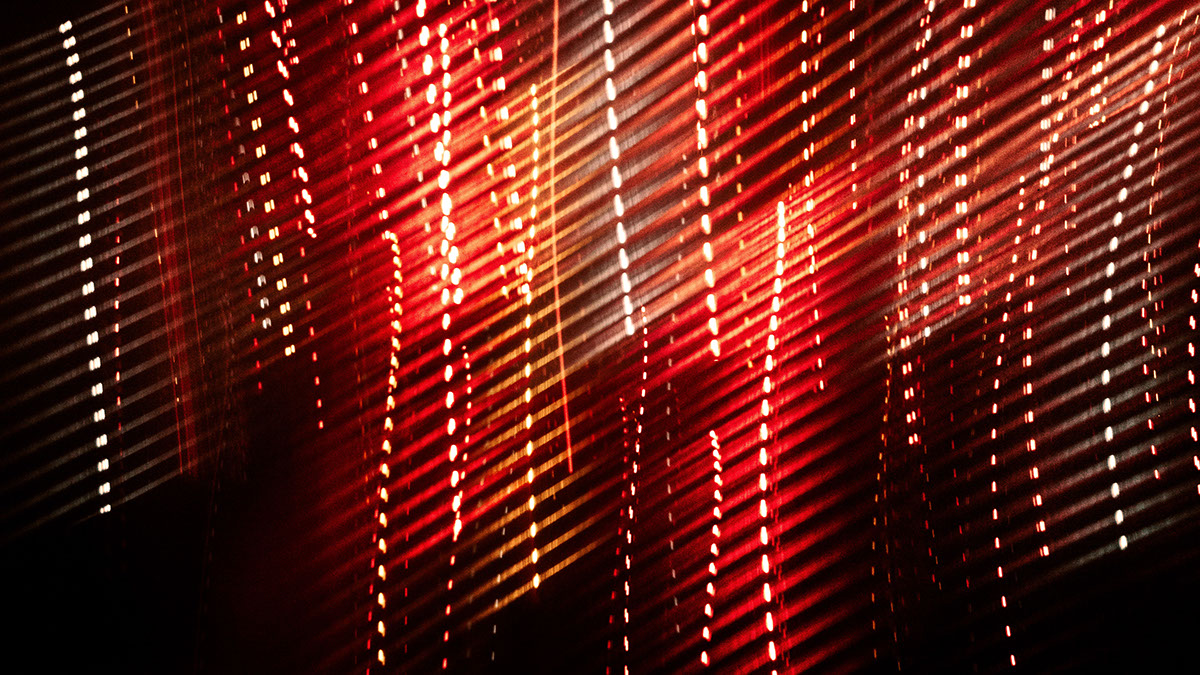 long exposure colour mobile photography lights Christmas