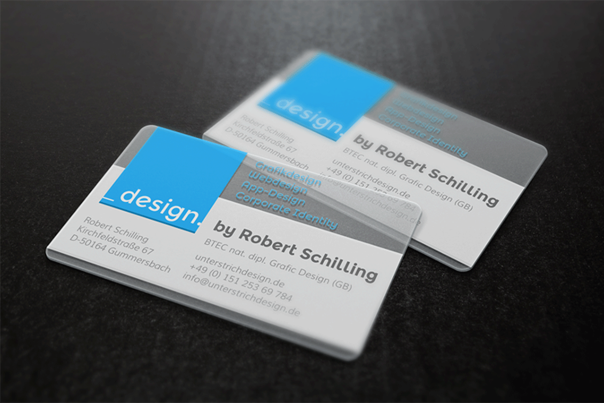 business card visitenkarte karte card transparent graphic design