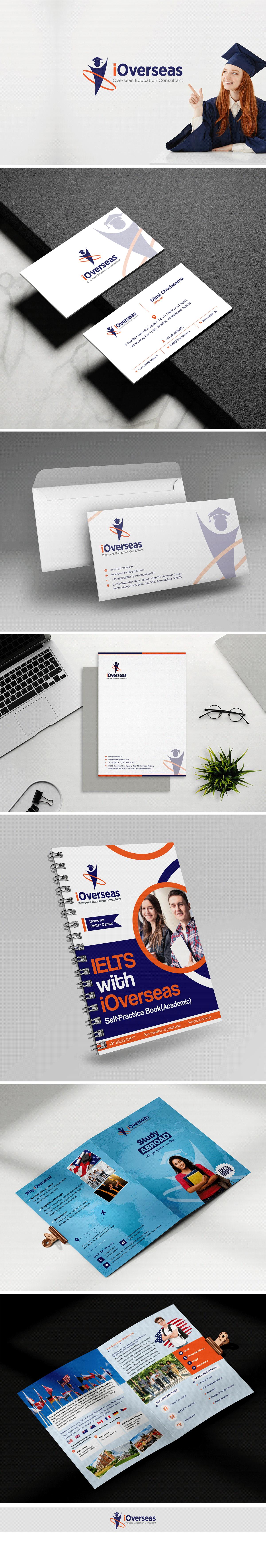 brochure design photoshop stationery design