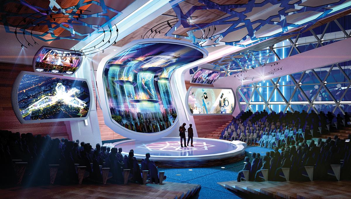 Dubai Expo 2020 dubai Expo 2020 UAE pavilion Solar Panels green design