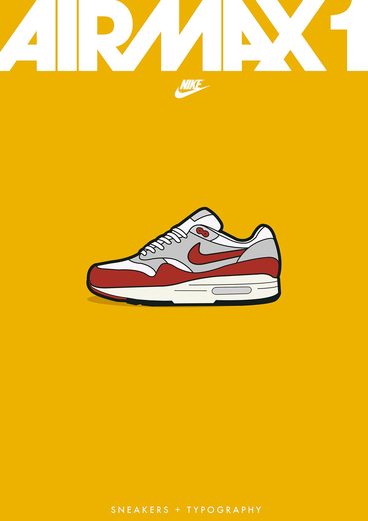 Talisman & Co. | Nike Air Max 1 | Pablo Cánepa