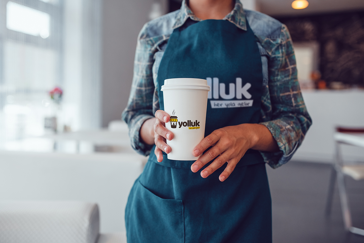 branding  Coffee yolluk sedaozturk hasancalp coffeeshop packing