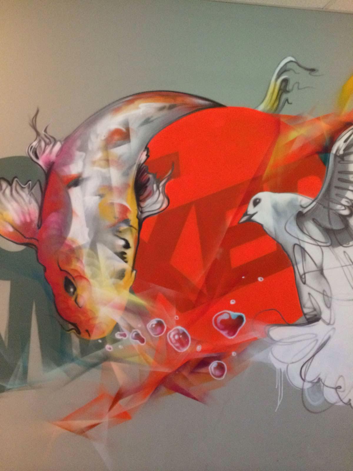 Julian Vogel Julian-Art urban-art