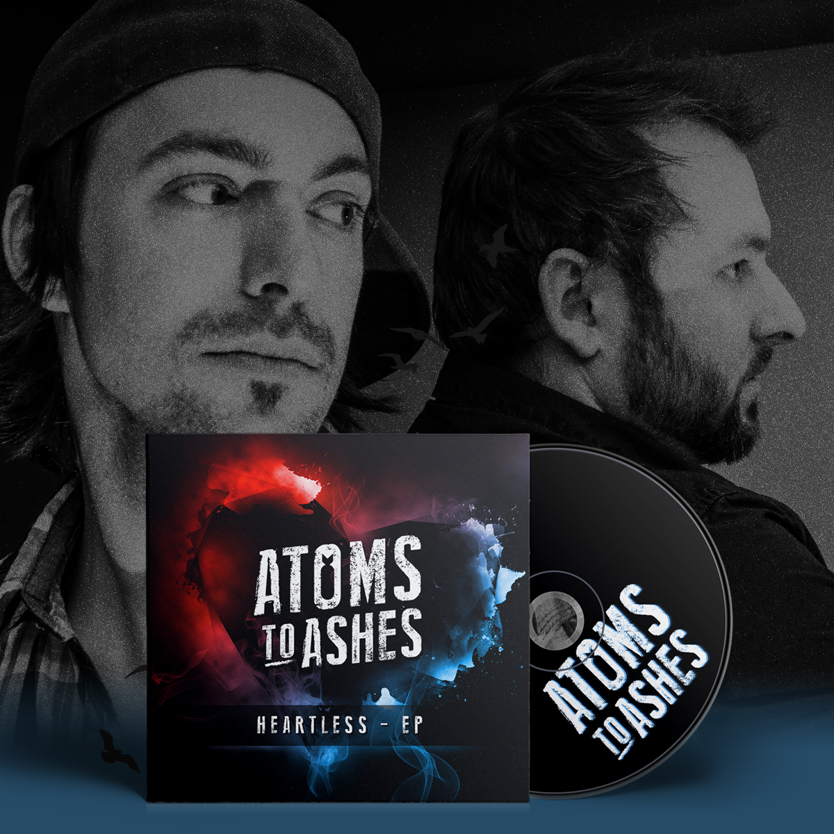 Heartless EP Atoms to ashes