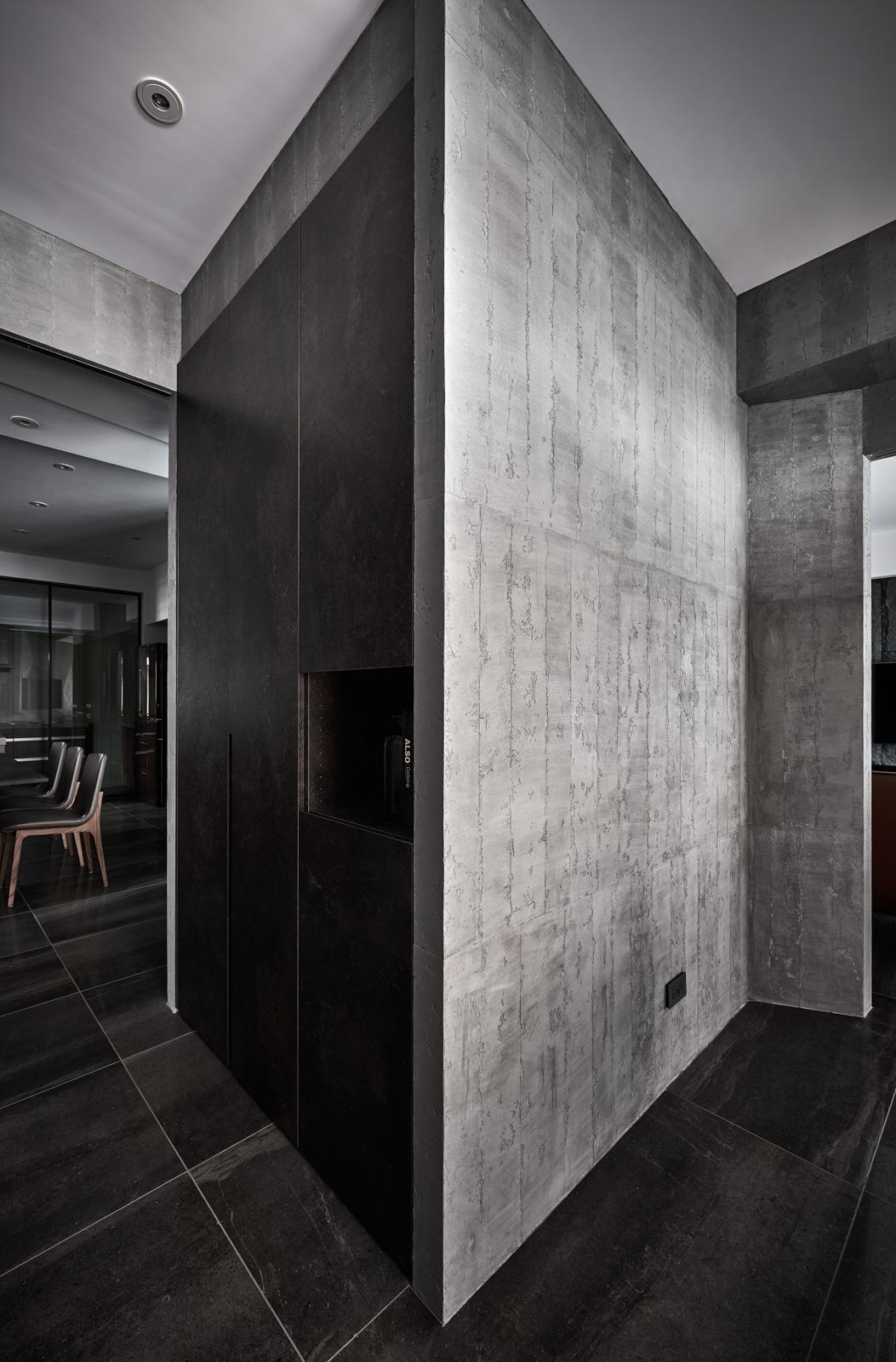 GEO geometric gray taiwan modern art mountain