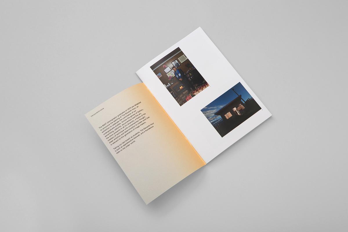 design Exhibition  Catalogue gradient