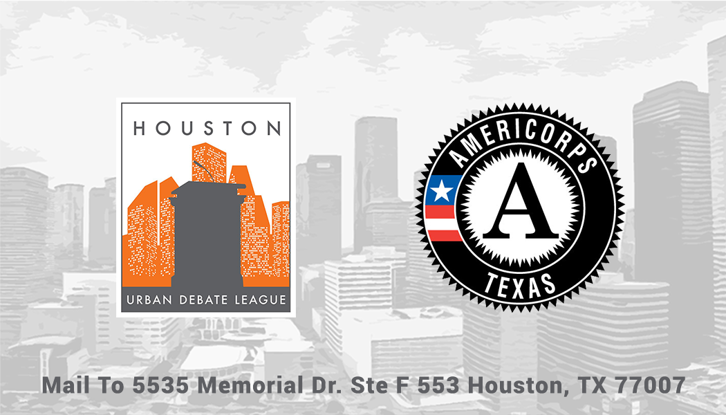 mandy lachney - New Design: Houston Urban Debate League Business Cards