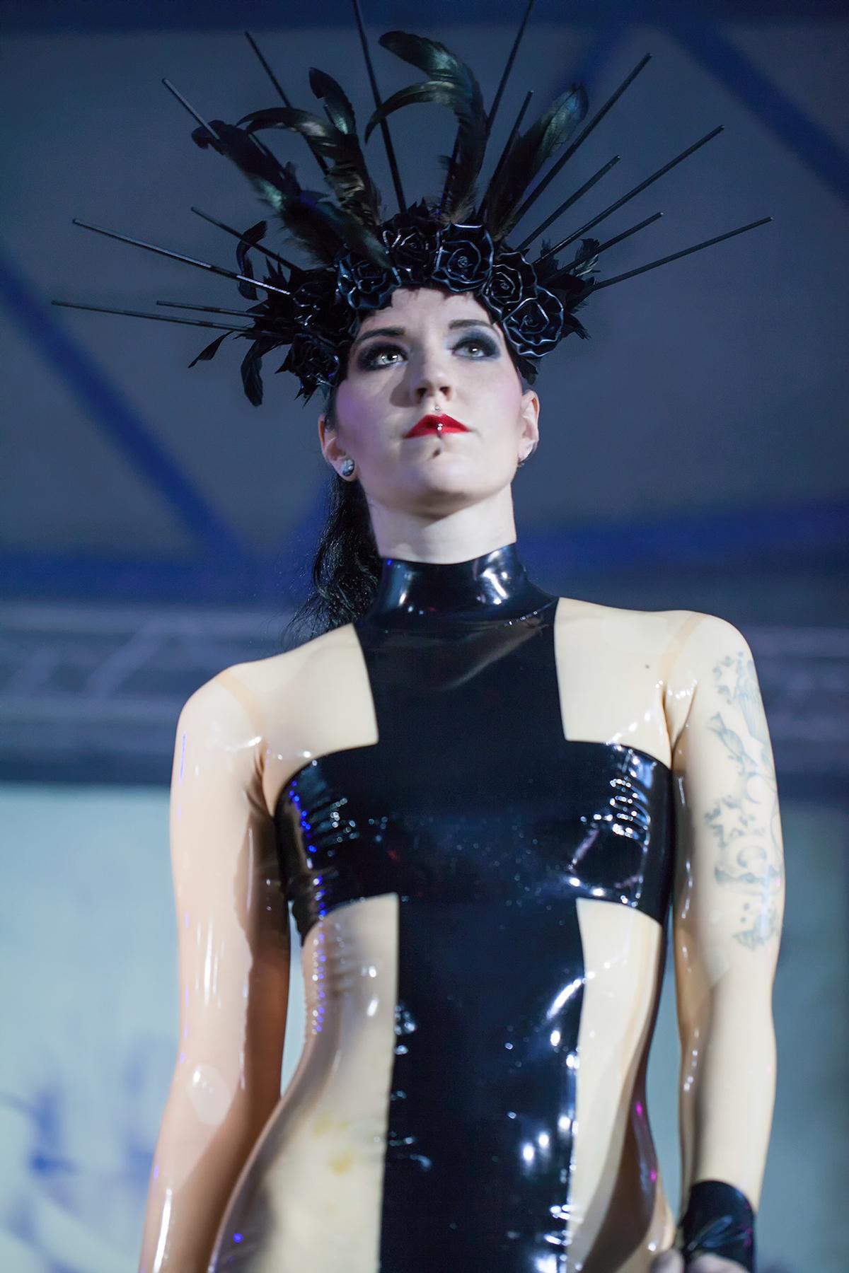 Mera Luna Gothic Fashion Show On Behance