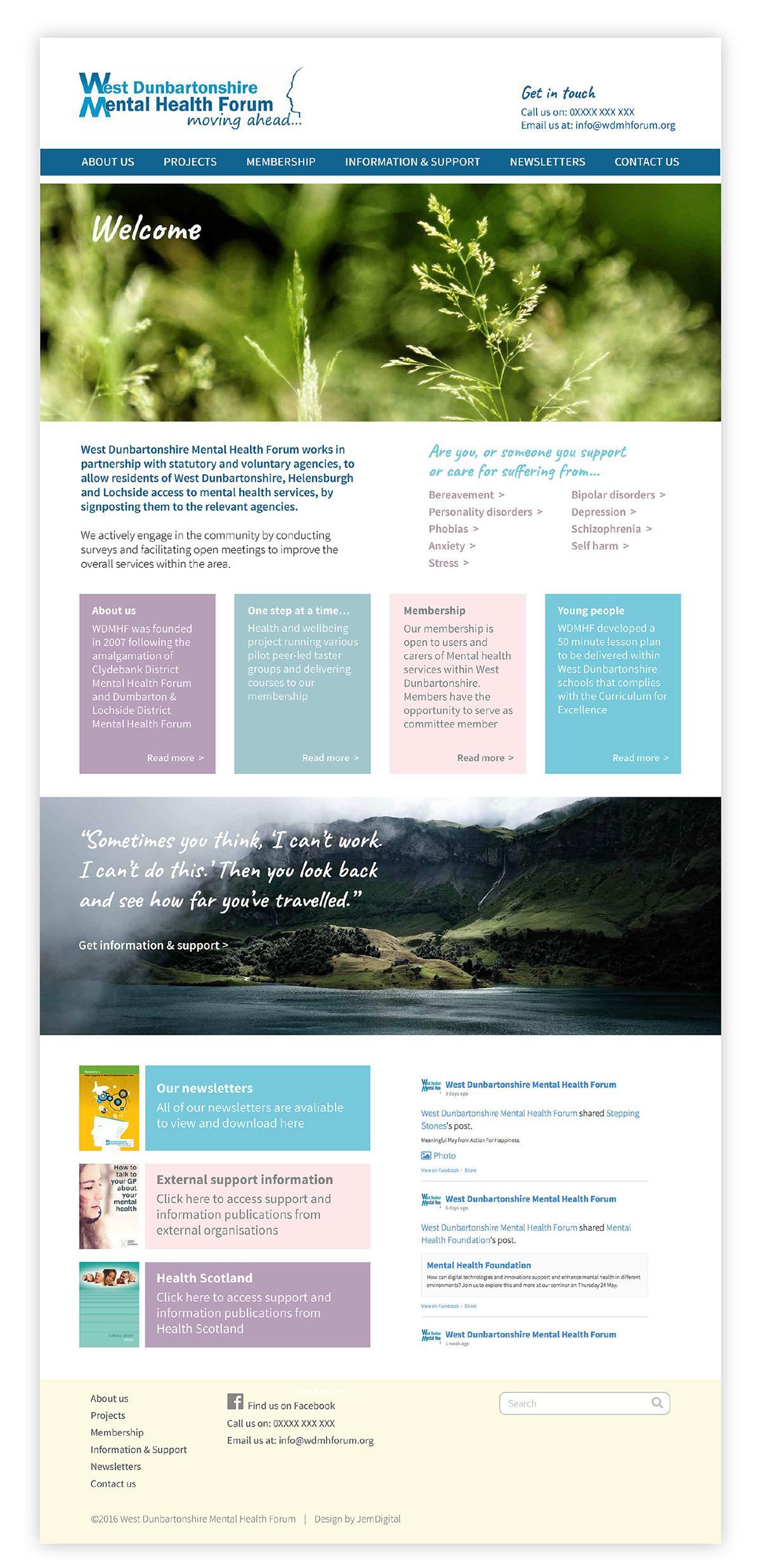 Web Design  ux UI design Web digital digital design