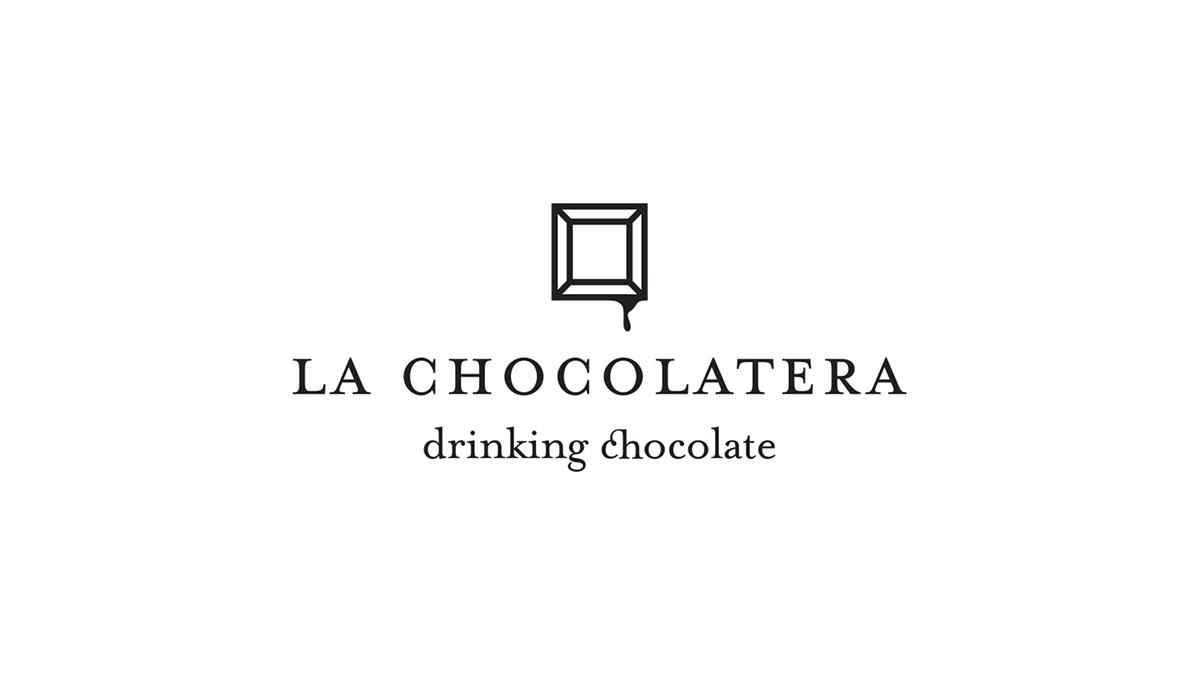 Adobe Portfolio branding  brand identity logo typography   choclate cafe bar drink graphic design