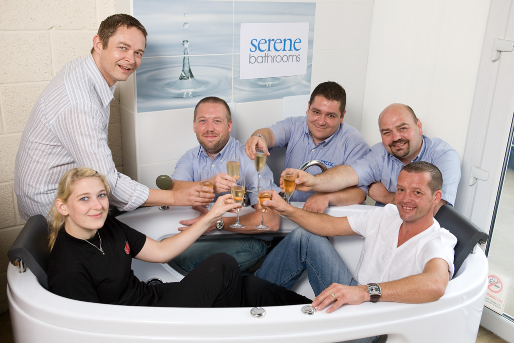 PR Image for Serene Bathrooms Competition winner