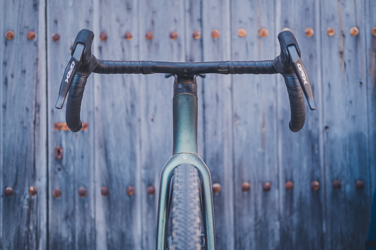 Bicycle Bike cycle fast gravel race scott speed sport velo