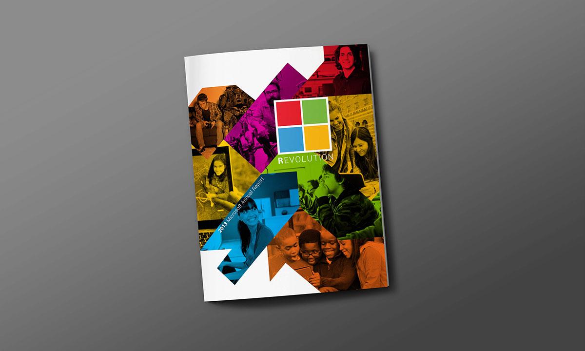 microsoft annual report