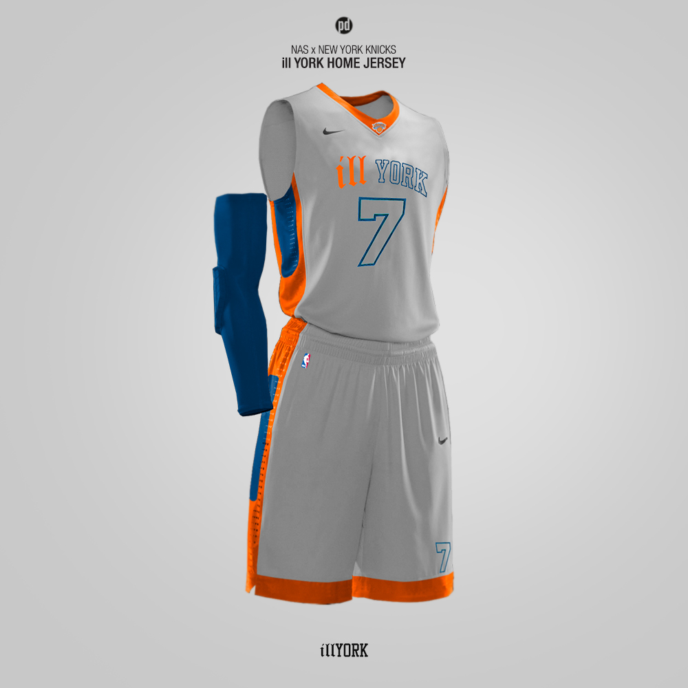 info for 93a08 6da82 Nike x NBA Jerseys x Rap Artists on Behance