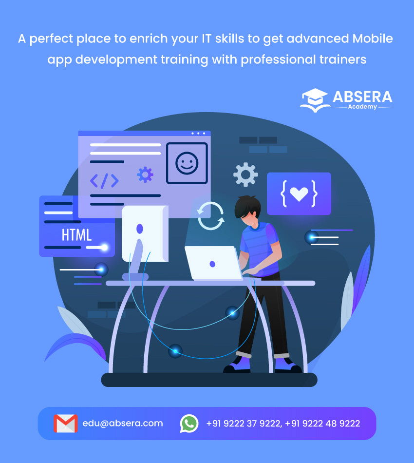 AbseraAcademy android flutter ios MobileAppDevelopment