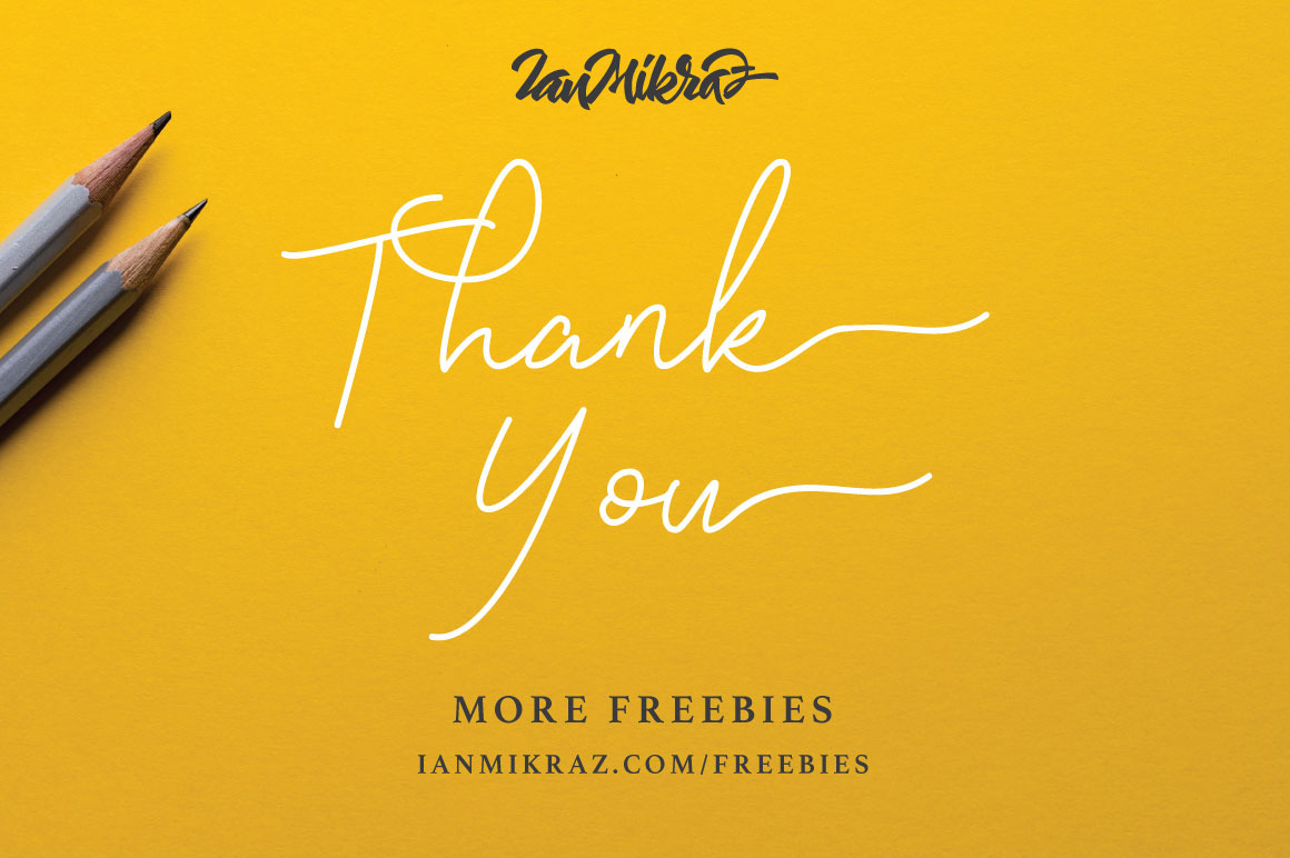 Free font Calligraphy   Typeface freebies gift free typography   download