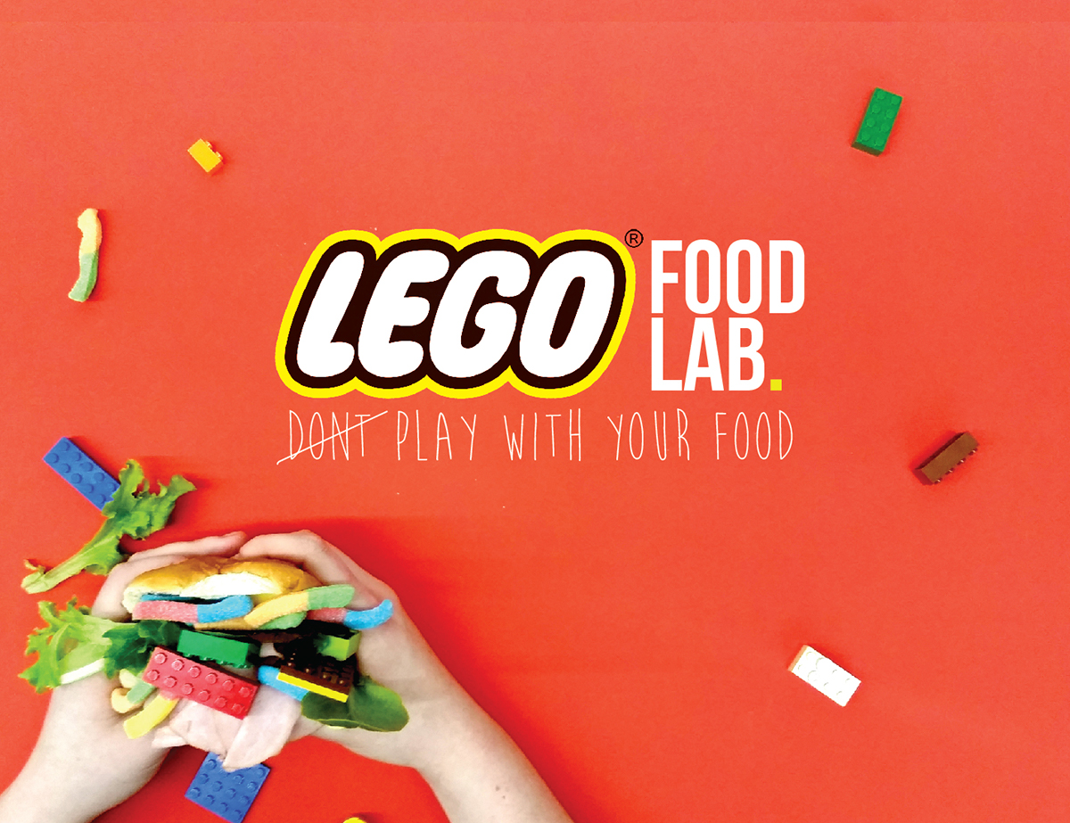 Lego food lab on behance components of lego to teach kids about food it turns instruction booklets into recipe books teaching kids about sequencing flavor and even culture forumfinder Gallery