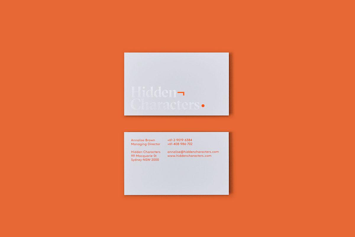 pr brand branding  Re Agency hidden characters M&C Saatchi Sydney