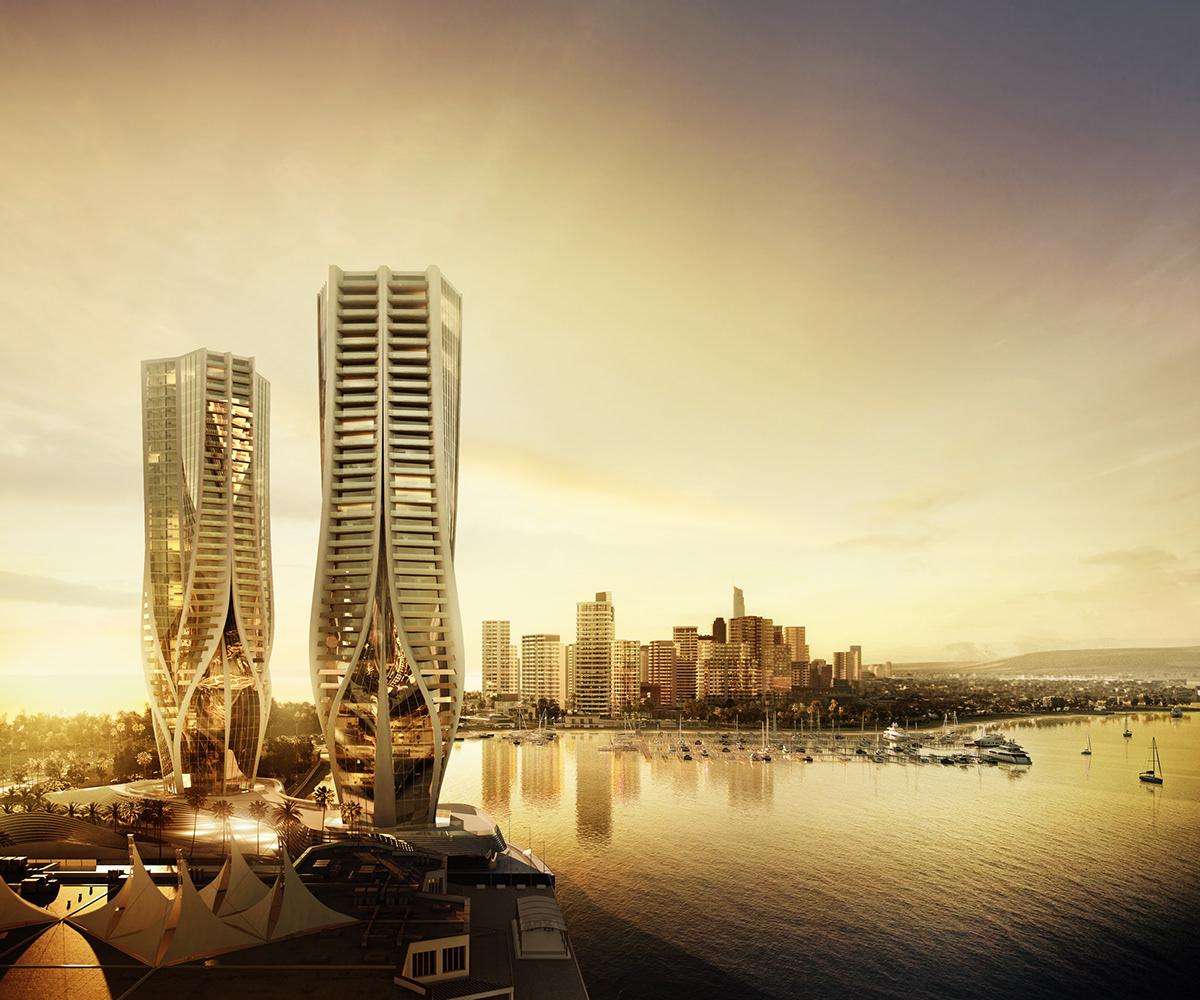 motiv motiv studio motyw podwojewski visualization CGI architecture Australia rendering