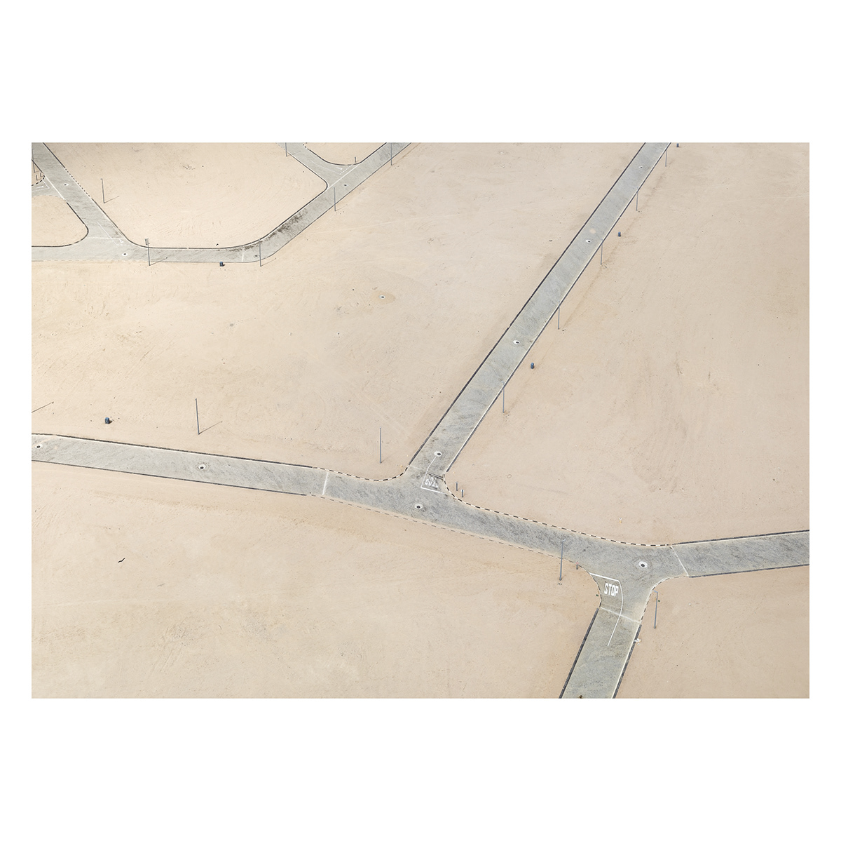 minimal Landscape contemporary art environmental aerial landscape Aerial Photography  Aerial Photography