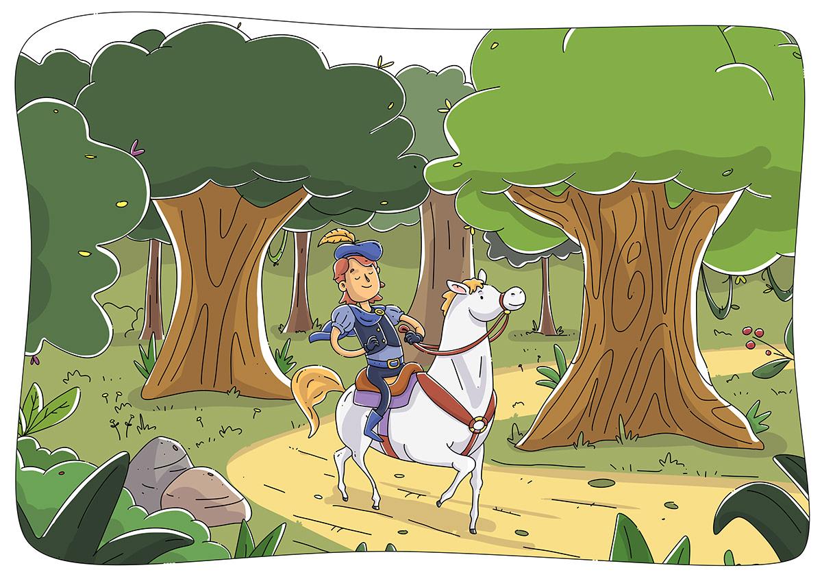 book illustration Conto de fadas fairytale ilustração de livros ilustração infantil ilustracion infantil literatura niños rapunzel