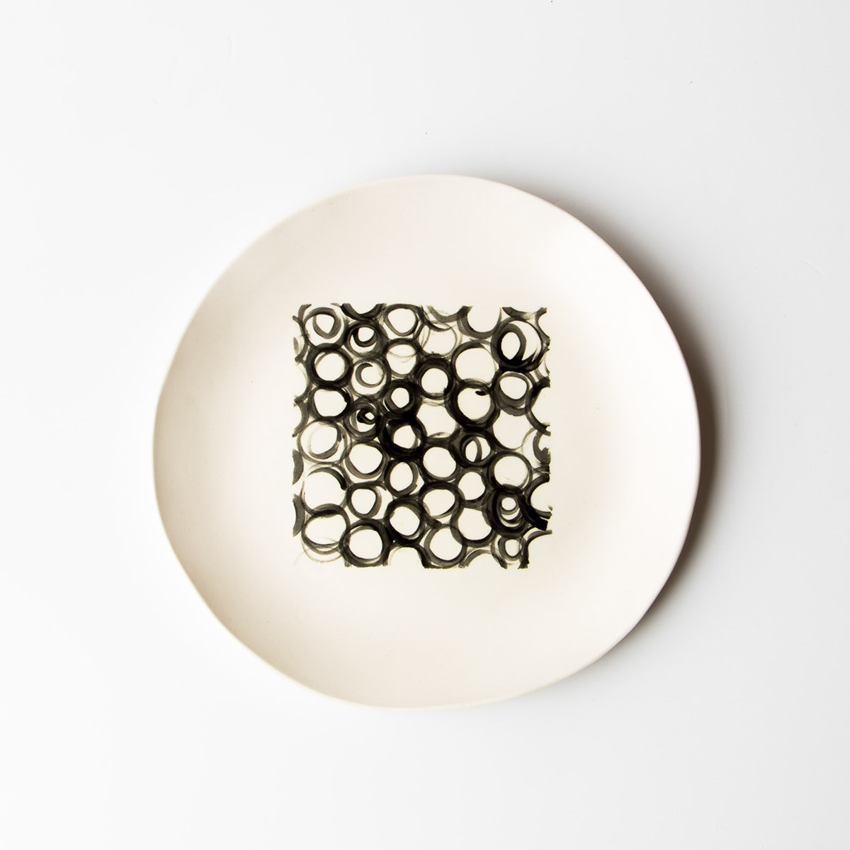 Use them for service during dinner with friends or outright as decorative pieces. CLICK HERE TO SHOP THESE Large Hand Painted Ceramic Plates  sc 1 st  Behance & Rachel Grenon - Large Hand Painted Ceramic Plates on Behance