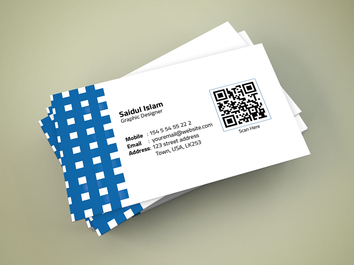 Creative Business card Template (Free) on Behance