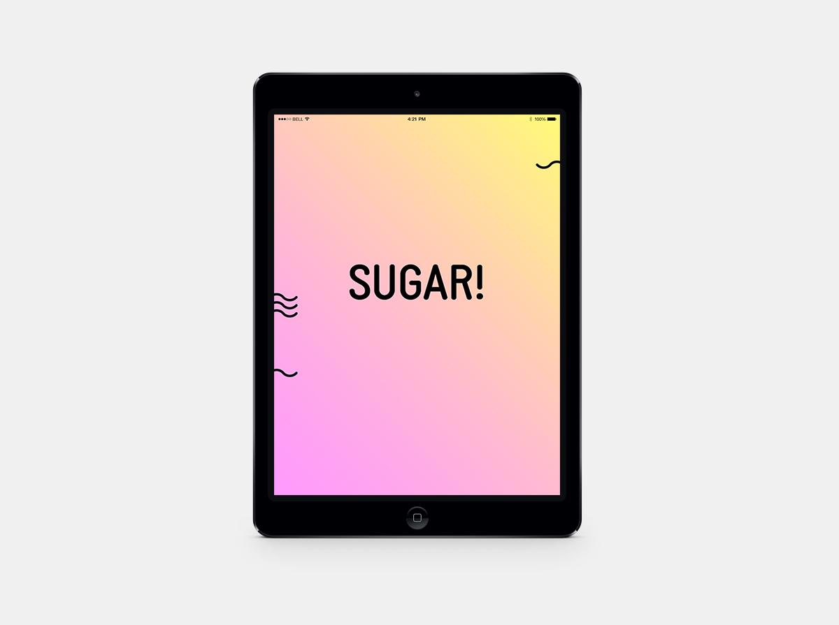 app sugar CONFECTIONARY cake Candy lollipop