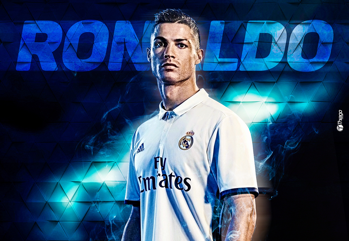 Wallpaper cristiano ronaldo 2016 2017 on behance - Real madrid pictures wallpapers 2017 ...