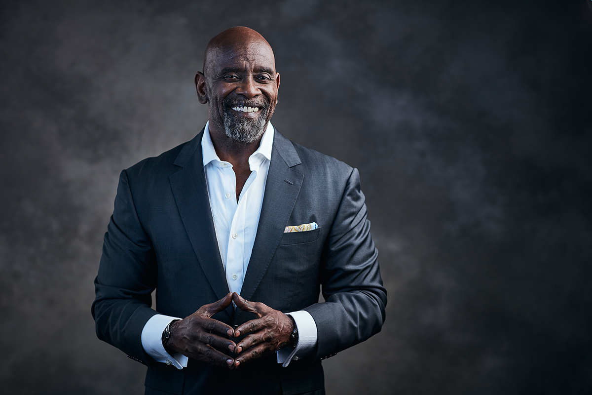 Chris Gardner of Pursuit of Happyness for AT&T on Behance
