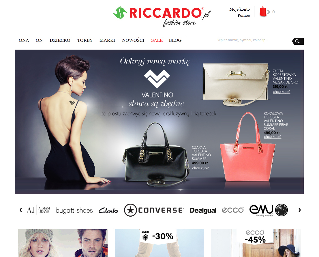 e-mailing valentino Riccardo.pl