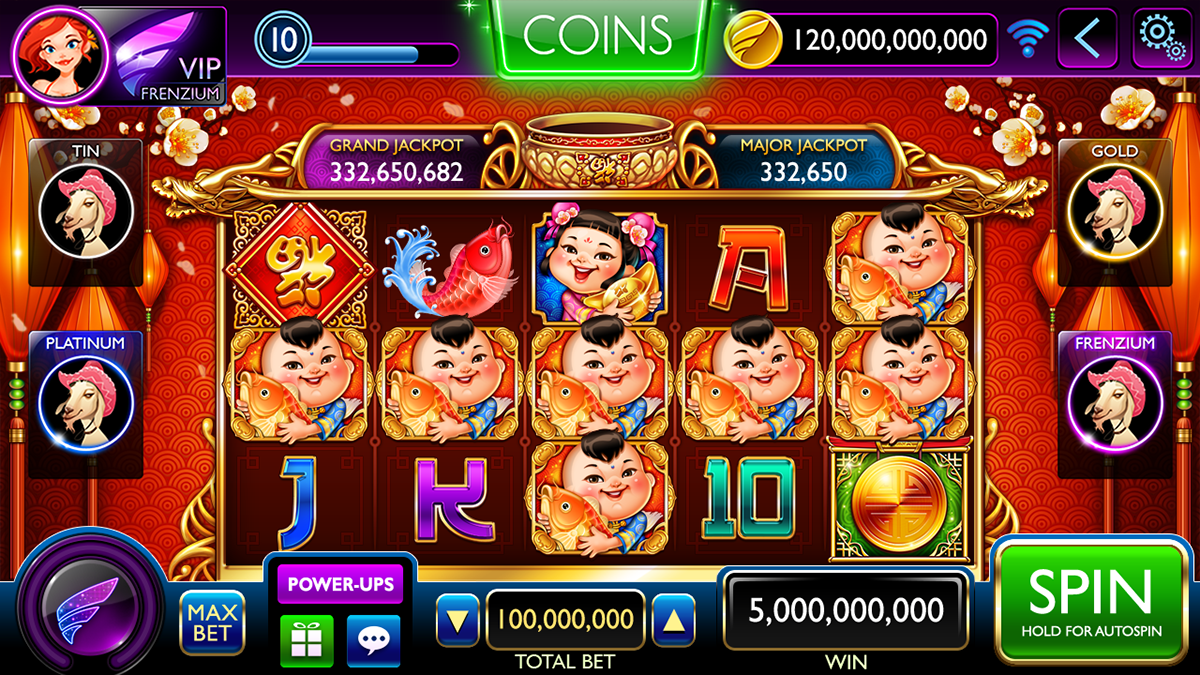 Video Slots Free Games