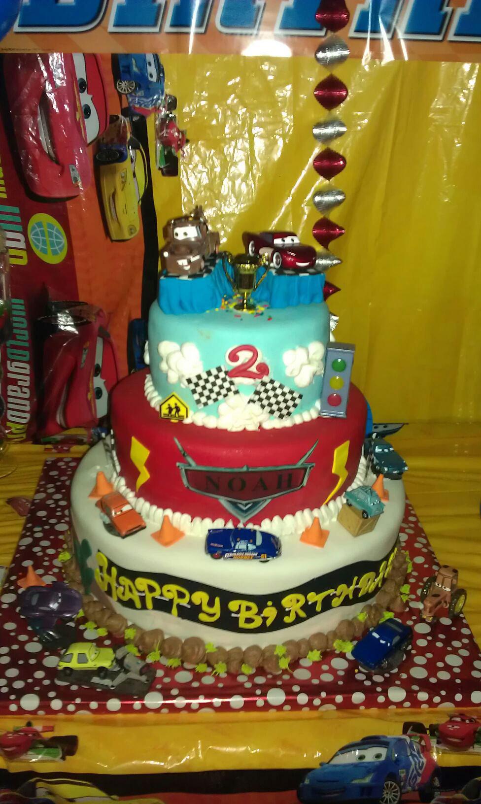 Reggae Max S Birthday Cake